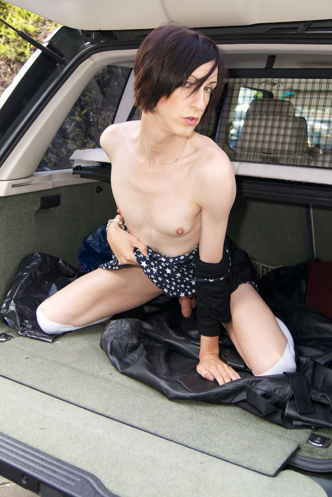 Dogging wife fucked by strangers in october 2014 - 1 part 5